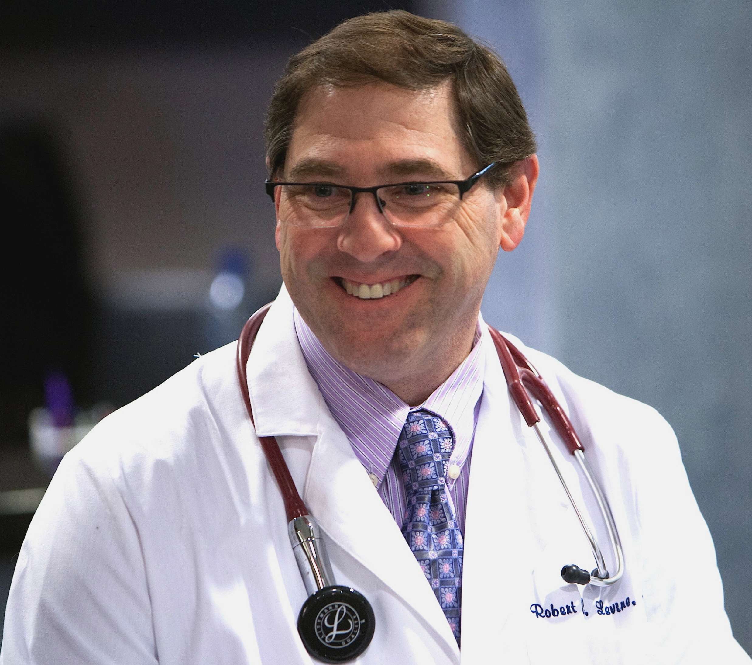 Robert Levine, MD